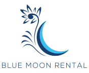 Blue Moon Rental Logo